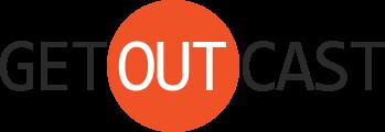 GetOutCast logo